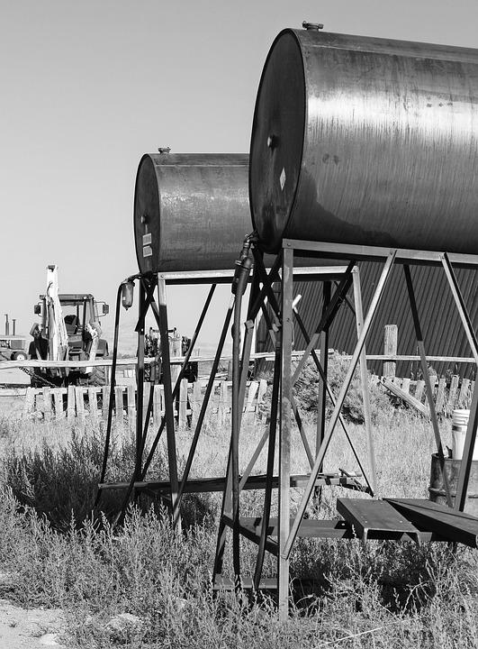 zbiorniki dwupłaszczowe na olej dla rolników